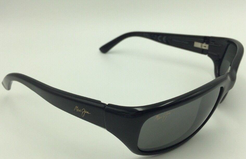 017b6695b7b Maui Jim MJ 103-02 Stingray Sunglasses - - Black w  Grey Polarized ...