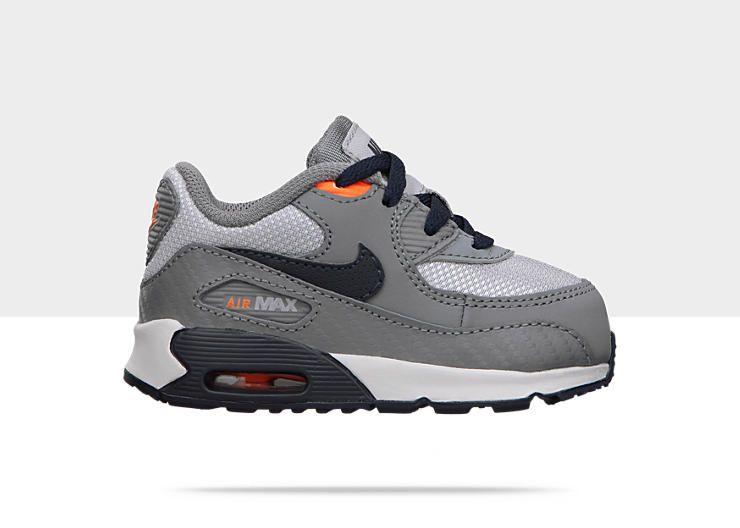 Nike Air Max 90 (2c-10c) Boys' Shoe