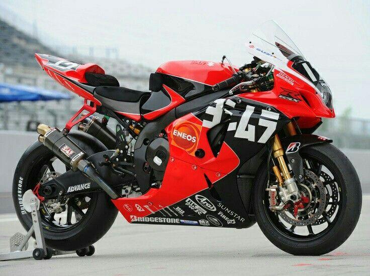 Pin By Mic On Bikes Racing Motorcycles Motorcycle Suzuki