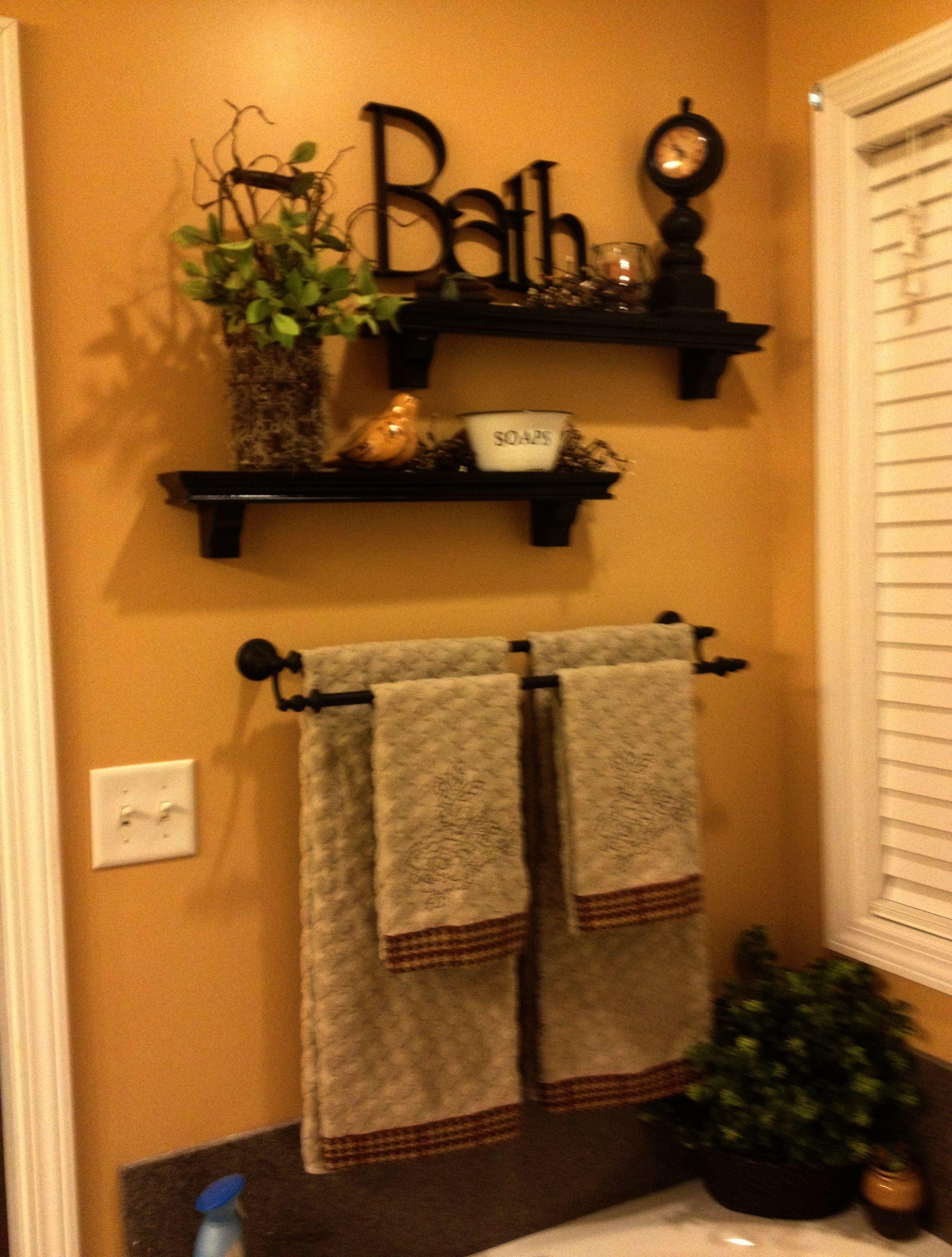 Country Bathroom Decor Pinterest Rustic Bathroom Sinks And ...
