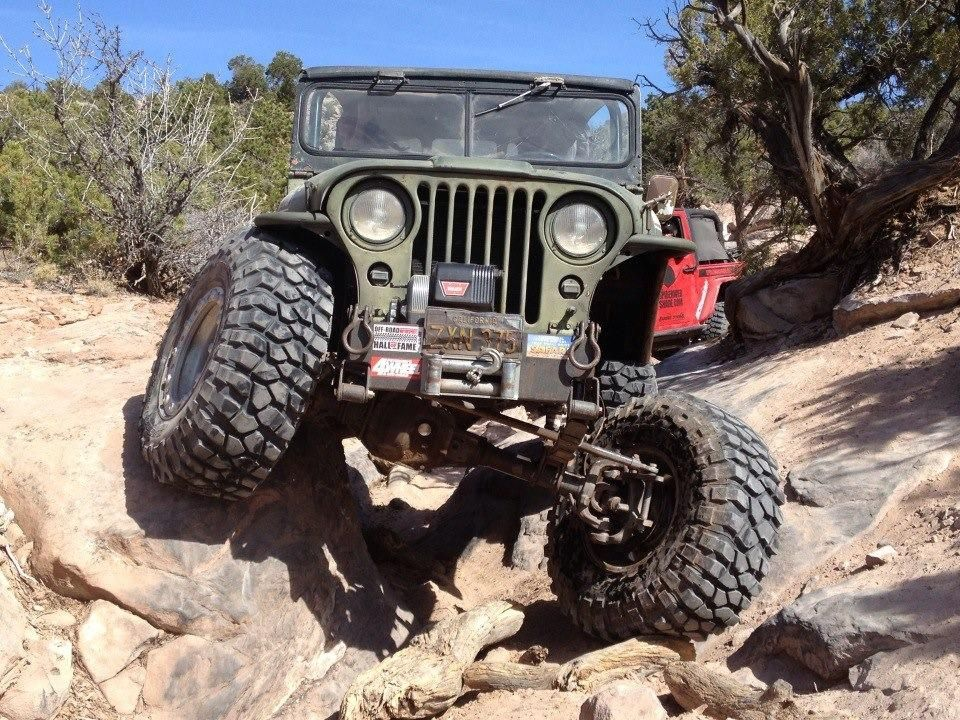 Old school jeep #5