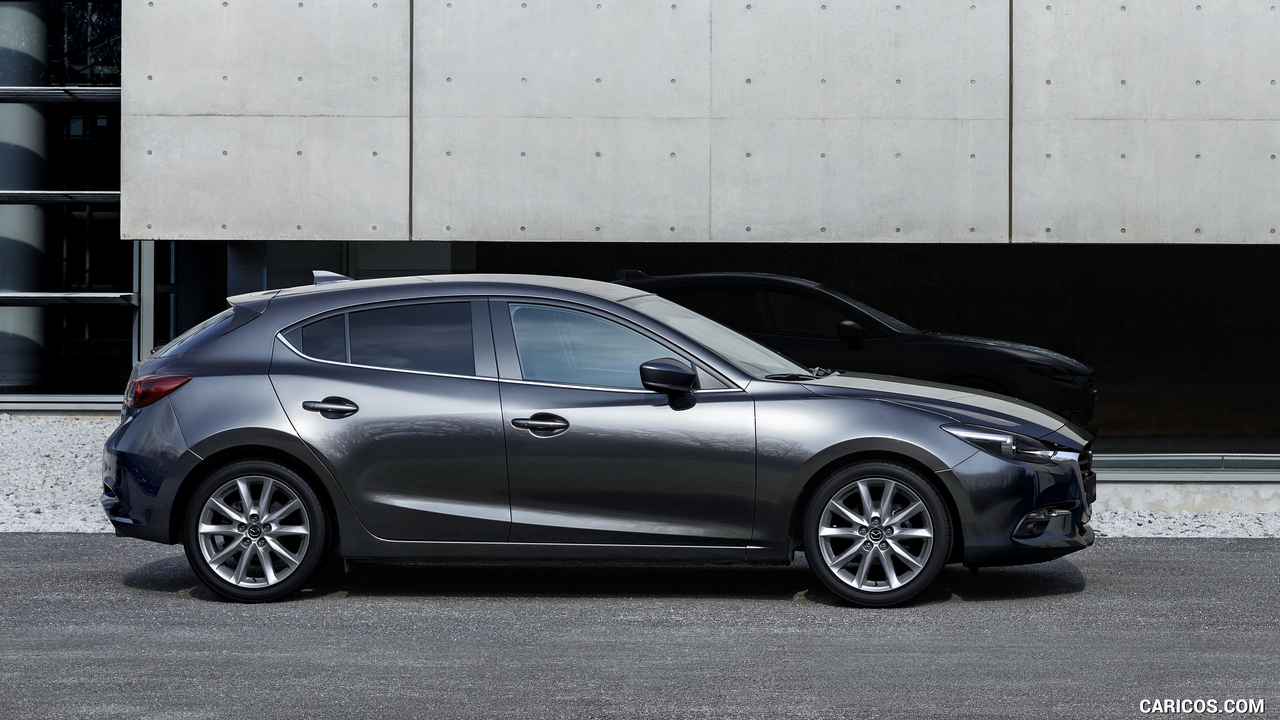 2017 Mazda 3 5 Door Hatchback Wallpaper Mazda3 Pinterest Mazda