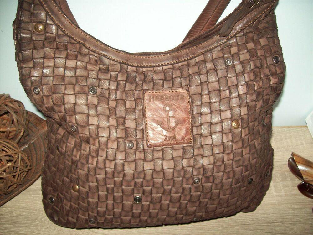 Harbour 2nd Original Ladies Bag Bags Shoulder Strap Bag Leather Crossbody Bag
