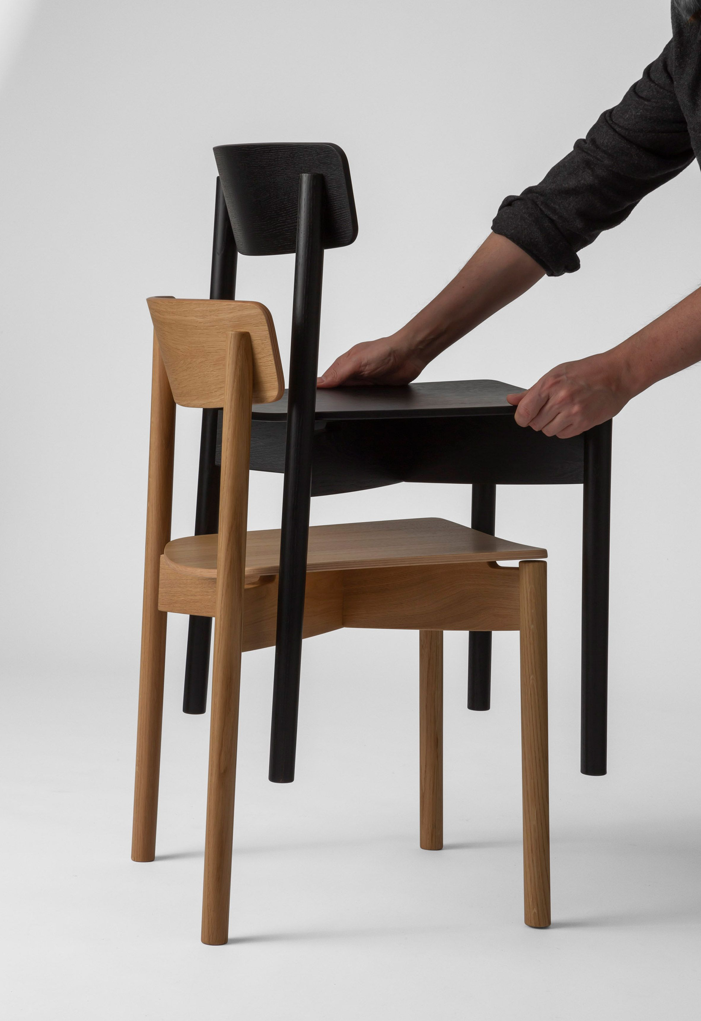 Pearsonlloyd Designs Flat Pack Chair For Takt Called Cross Flat Pack Furniture Chair Design Wooden Chair