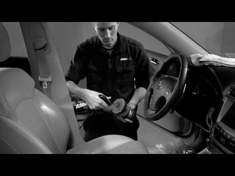 Interior Detailing Tools Techniques And Materials Drive