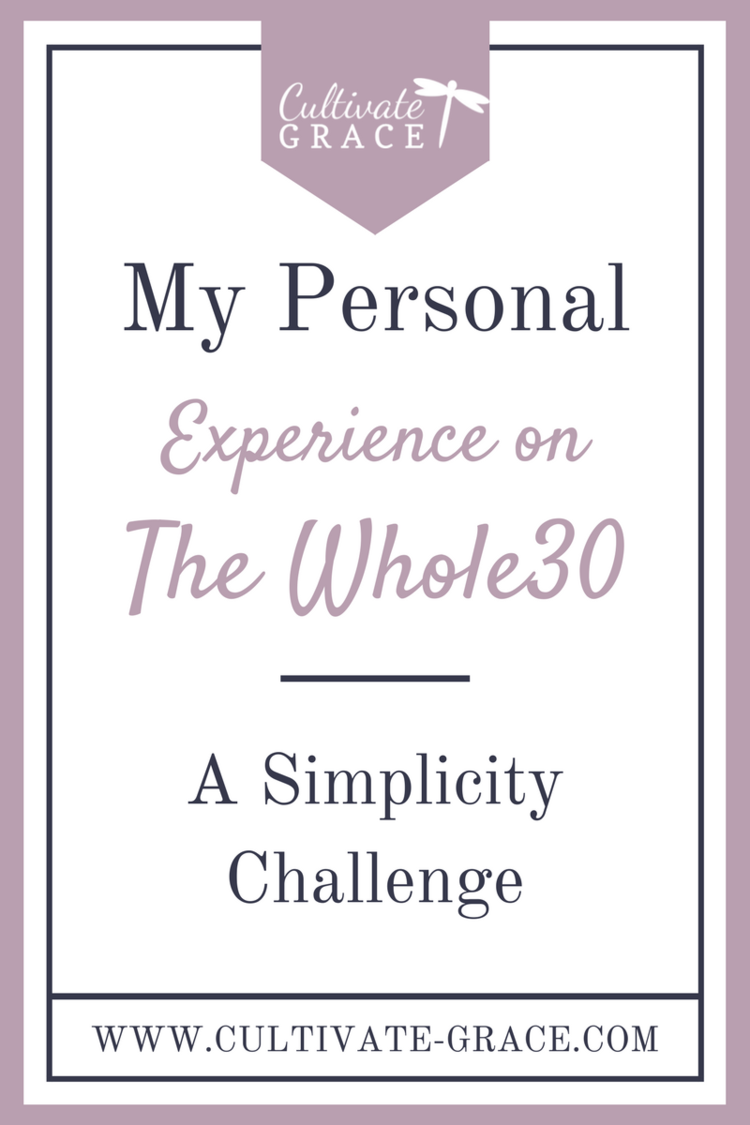 Sharing my Whole30 adventure and a little bit about what our experience was like, the recipes we loved, and whether we're going to do it again or not. Click to read more...