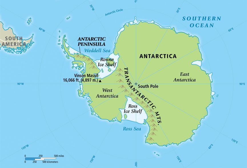 The Longest Mountain Ranges In The World With List Mountain Range Adventure Activities Antarctica