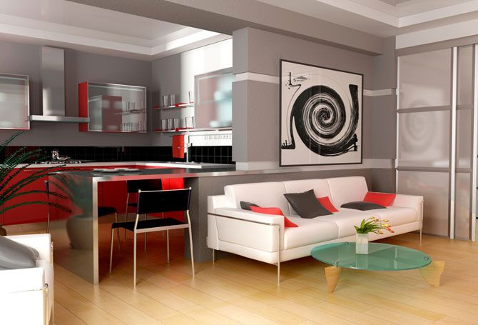 Como decorar un espacio peque o y oscuro buscar con for Decoracion de interiores para apartamentos pequenos