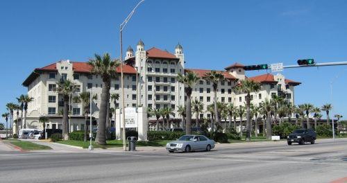 Hotel Galvez Galveston Texas Check Into Rooms 500 Or 505