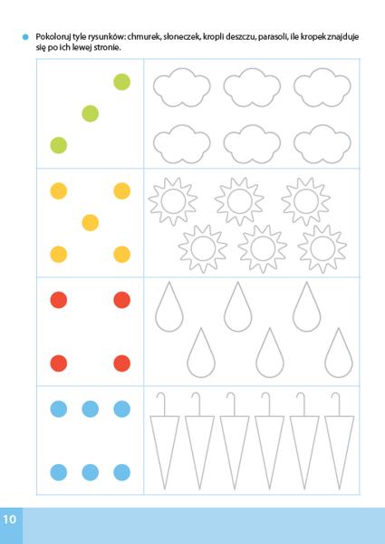 karty pracy zadania dla 4 latka do druku – Szukaj w Google | Math, Map, Kids