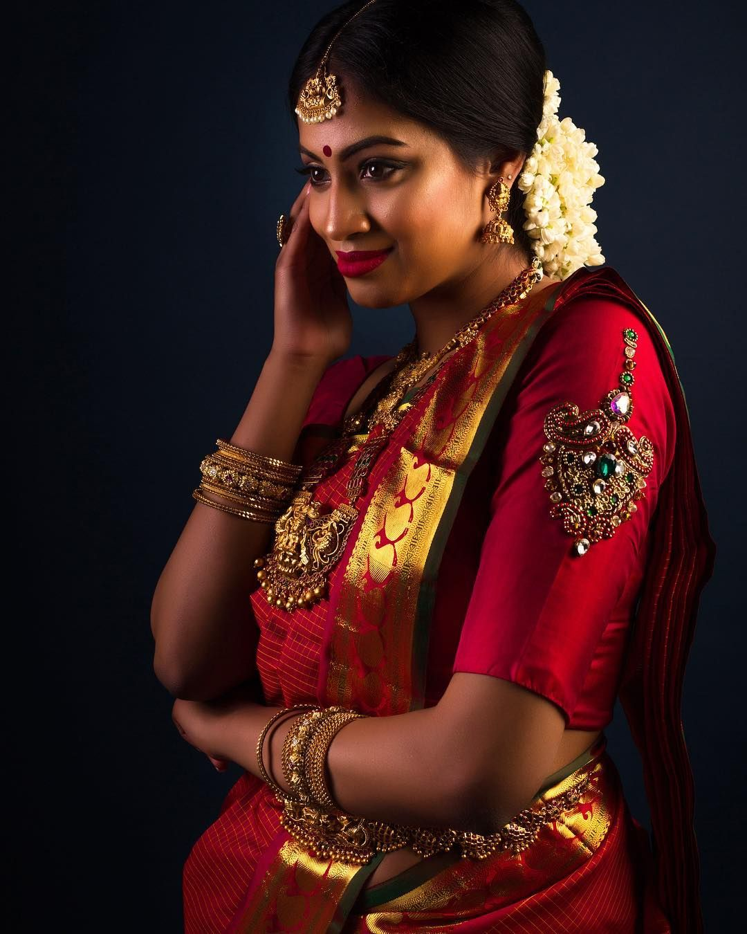 Pin by banu on tamil wedding pinterest bridal shoot blouse