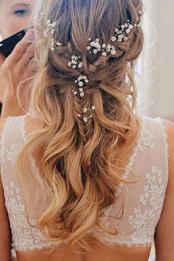 Wedding Online - Style - 24 braids and plaits to consider for your ...