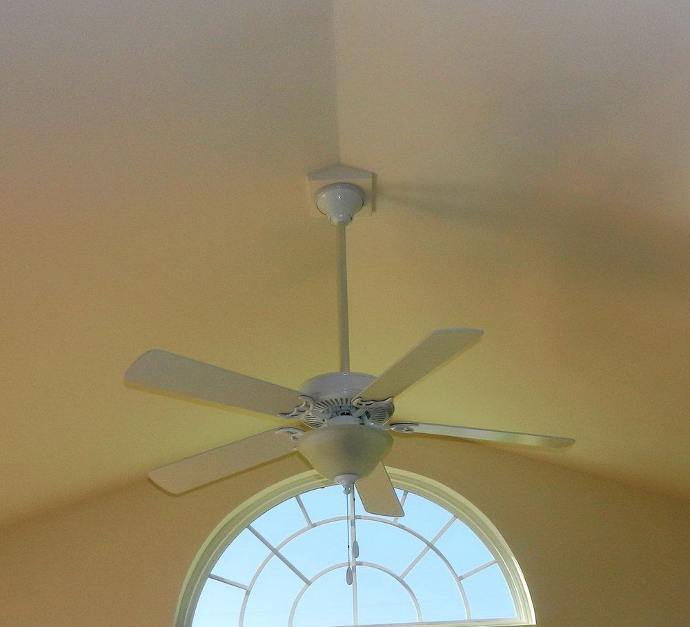 20 Vaulted Ceiling Ideas To Steal From Rustic To Futuristic Ceiling Fan Vaulted Ceiling
