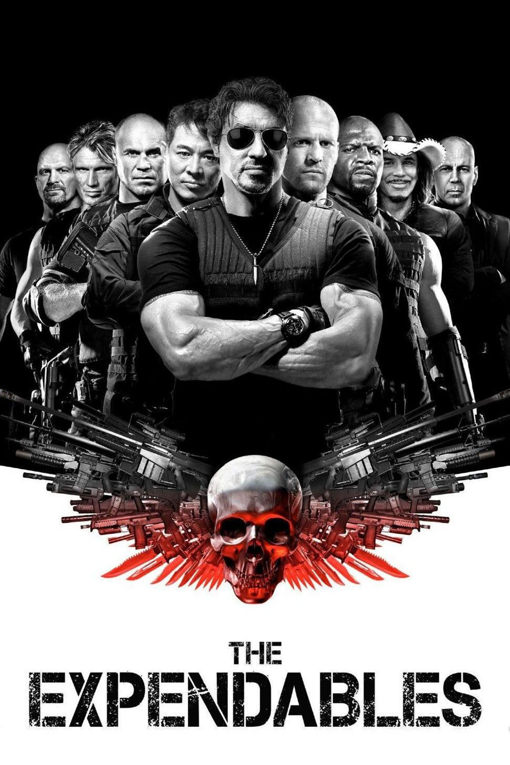 The Expendables 2010 The Expendables Expendables Movie Movie Posters