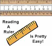 How To Read A Ruler