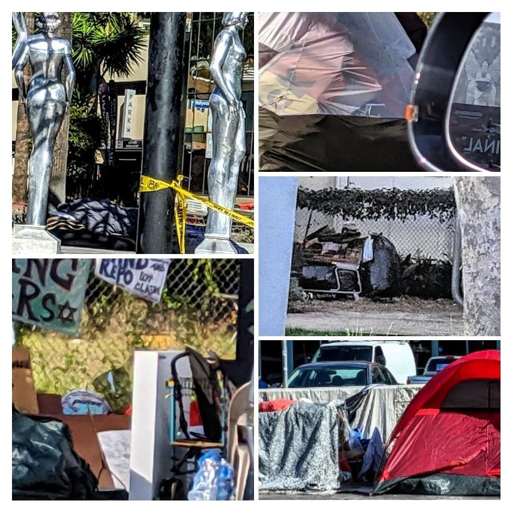 L A Is A City Of Empty Lots And Unused Buildings Use Them For Homeless Housing Homeless Housing Northridge Northridge Earthquake