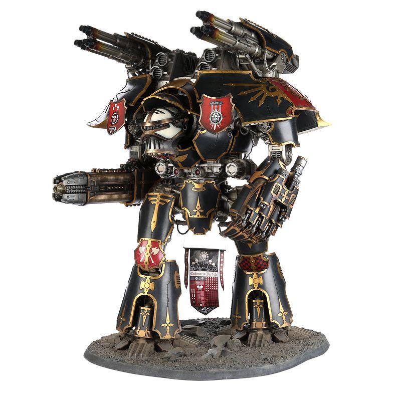 Warlord Titan Sunfury Pattern Plasma Annihilator | Forge