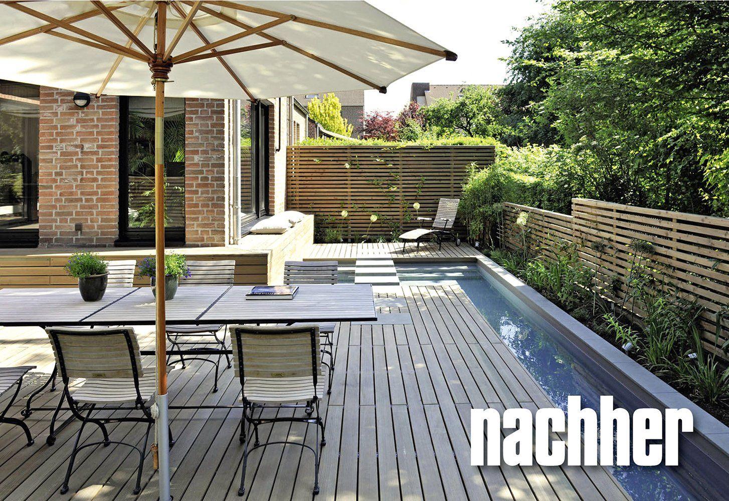 vorher-nachher-gärten - modernes gartendesign richtig planen, Garten und Bauten