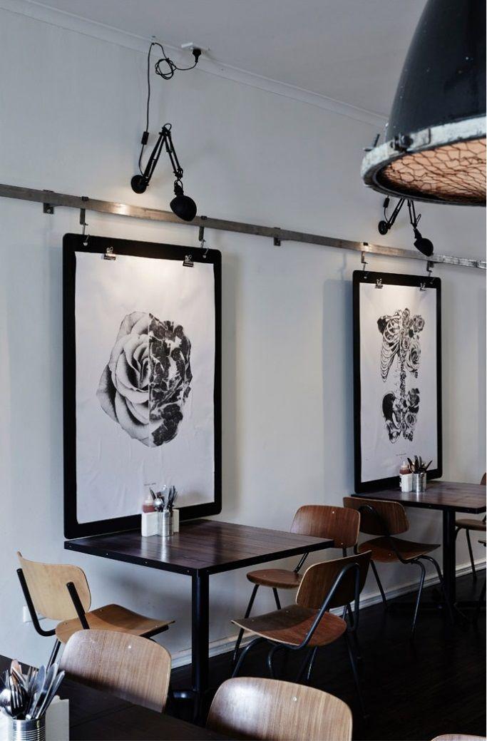 Meatmother Bar Restaurant Chiara Stella Home Idees Pour La Maison Tendance Deco Deco