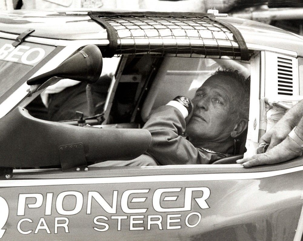 Paul Newman Starred As Racer Now Comes The Movie Too Cool