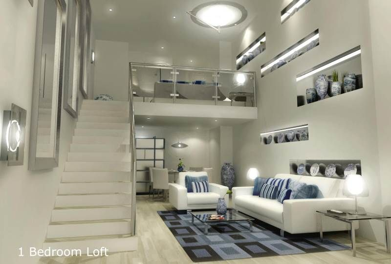 Bedroom Gramercy Bedroom Loft Condo Loft Bedroom Condo The Solution For Small Area Condo Interior Condo Interior Design Loft Design Bedroom