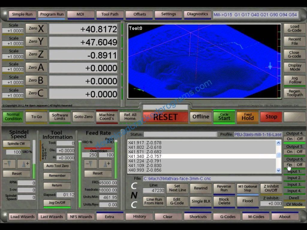 Download Cracked 2010 Screenset For Mach3 Cnc Control Software