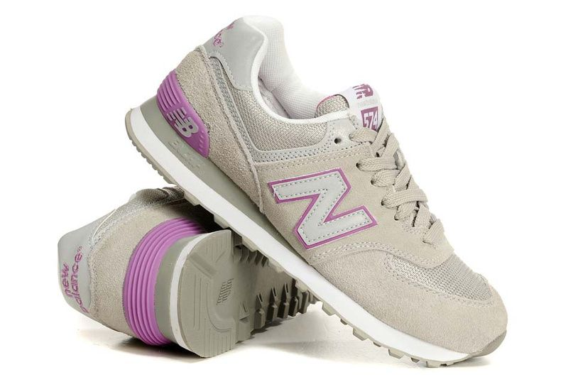 new balance beige pink orange