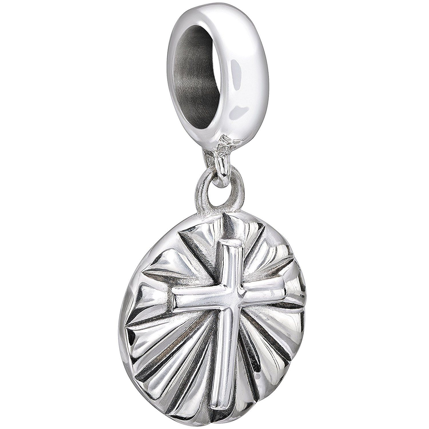 Authentic Chamilia Sterling Silver Soul Charm Faith 2010-3148 * Be sure to check out this helpful article. #JewelryDesign