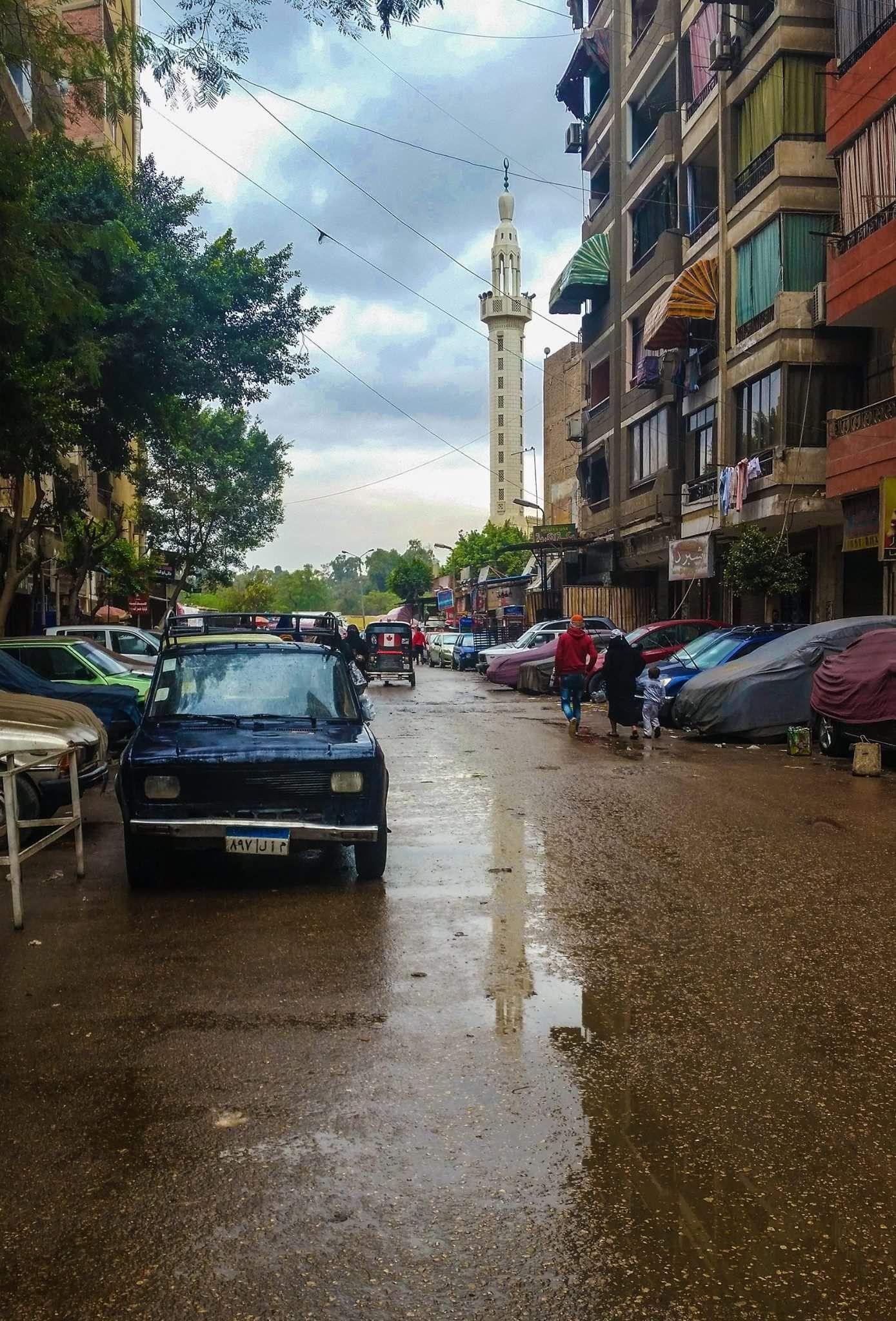 Omar Ebn Elkhatab st , Cairo , Egypt