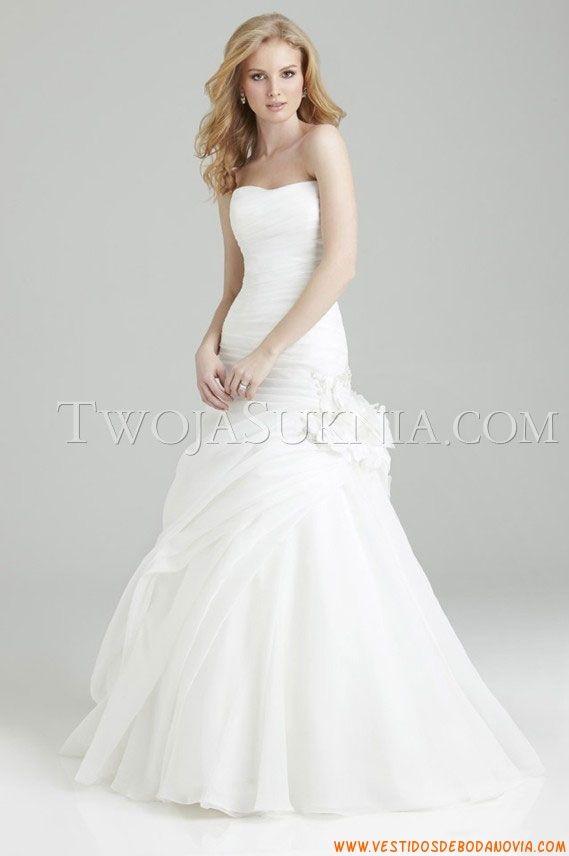 Vestido de novia Allure 2568 Romance | vestidos.... | Pinterest ...