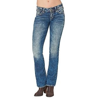 Silver Jeans Co. Suki Mid Boot Jeans