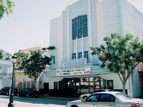 Teatro De Guayama Pr