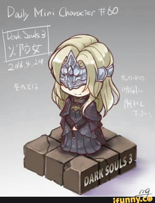 darksouls3, firekeeper