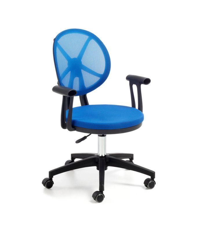 Modelo 1000 silla escritorio estructura negra La silla de escritorio ...
