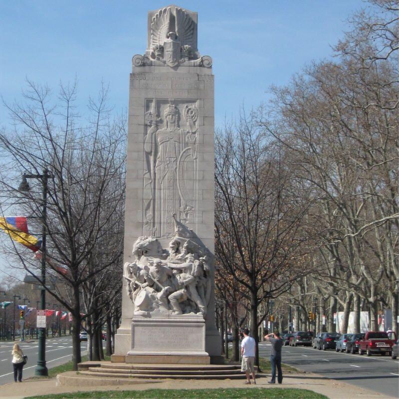 Civil war soldiers memorial philadelphia pa civil war