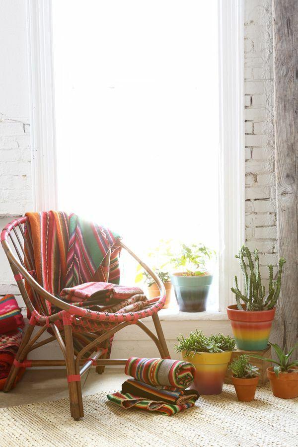 Uberlegen Innendesign Im Mexikanischen Stil: Grell Und Effektvoll Soll Es Sein |  Mexican Style, Haus And Interiors