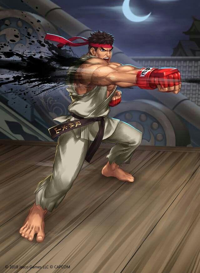 Streetfighter Streetfighterryu Ryu Streetfighterv