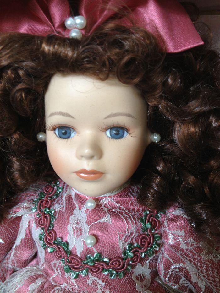 collectors choice genuine fine bisque porcelain doll 9 99 monet