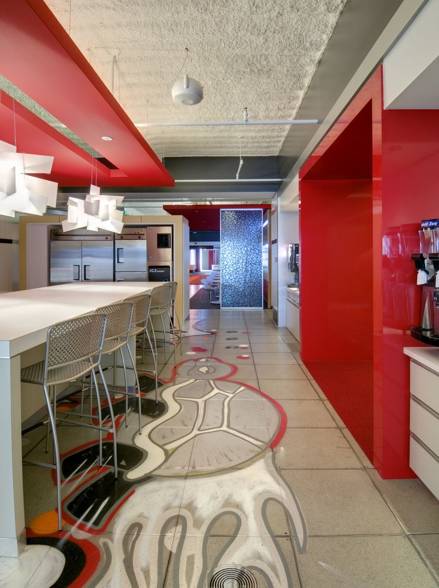 Office Tour Quicken Loans Offices Detroit With Images Home