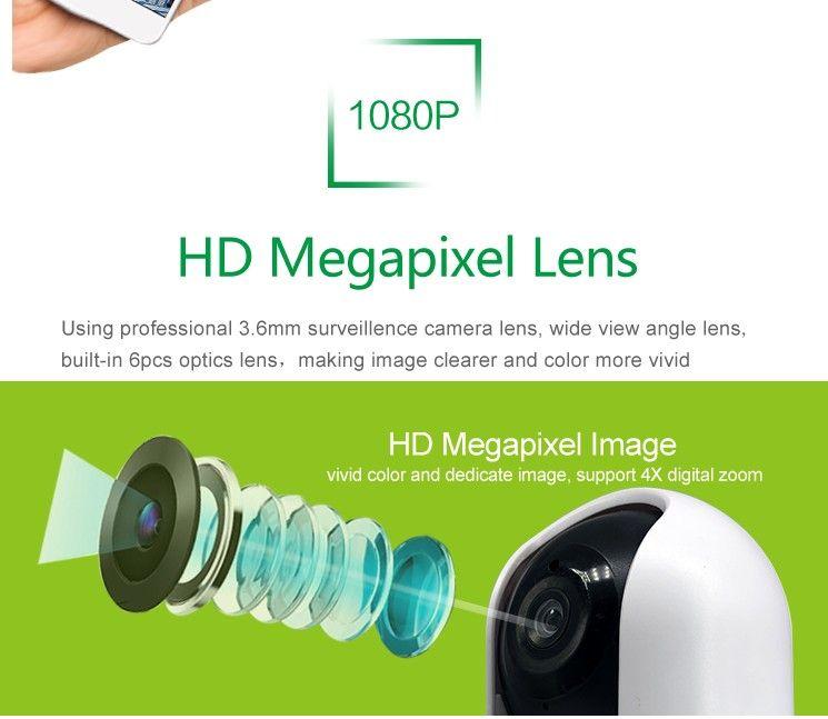 Home Security Wifi Camera Wireless Camera Ip Camera