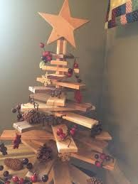 wooden christmas tree - Google Search (With images ...