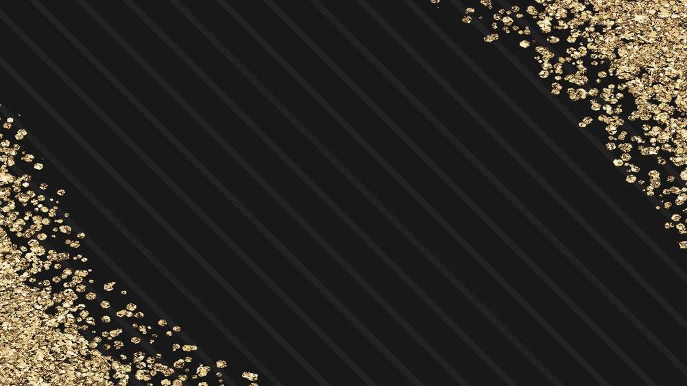 Картинка черный фон золото
