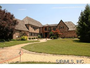 14,000 Square feet on 7 Acres. This home is a beast ! Here is the link : http://www.sirmlsinc.com/sir/maildoc/sd_crcXU420141228144432.html  If you are looking for a home that Screams LUXURY , this is it. Call me to schedule a private showing. (618) 920-6189