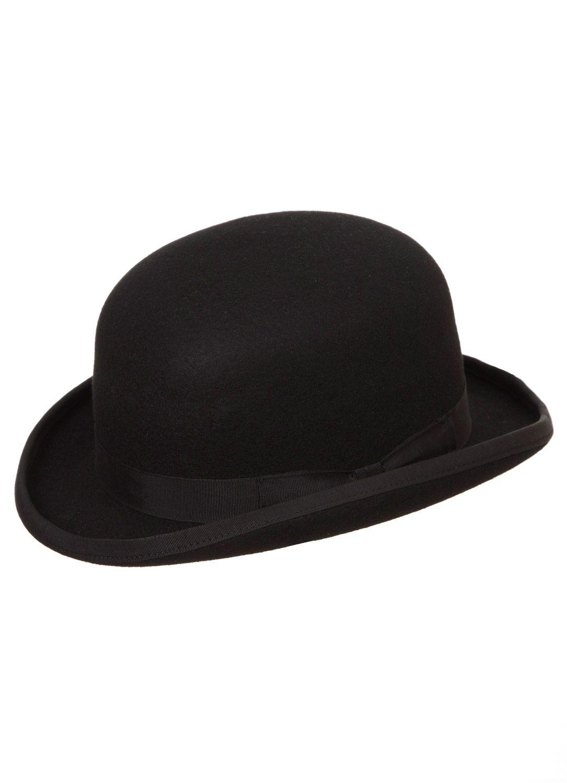 Black Bowler Hat By Austin Reed