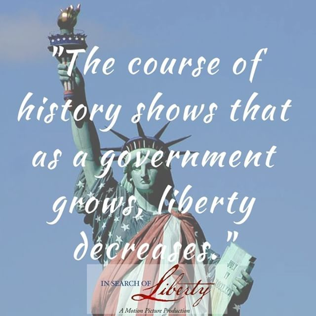 Are you on the search for liberty? Help us raise awareness about the vital need to know AND understand the Constitution! Click the link in…