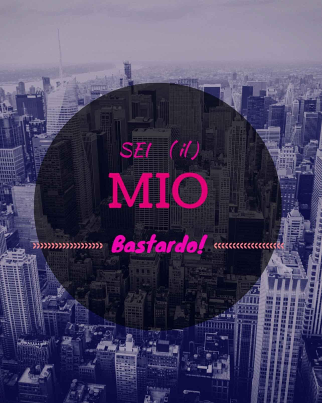 SEI (il) MIO Bastardo! eBook: Glory C.: Amazon.it: Kindle Store