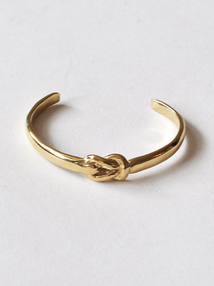 Odette Lover's Knot Cuff