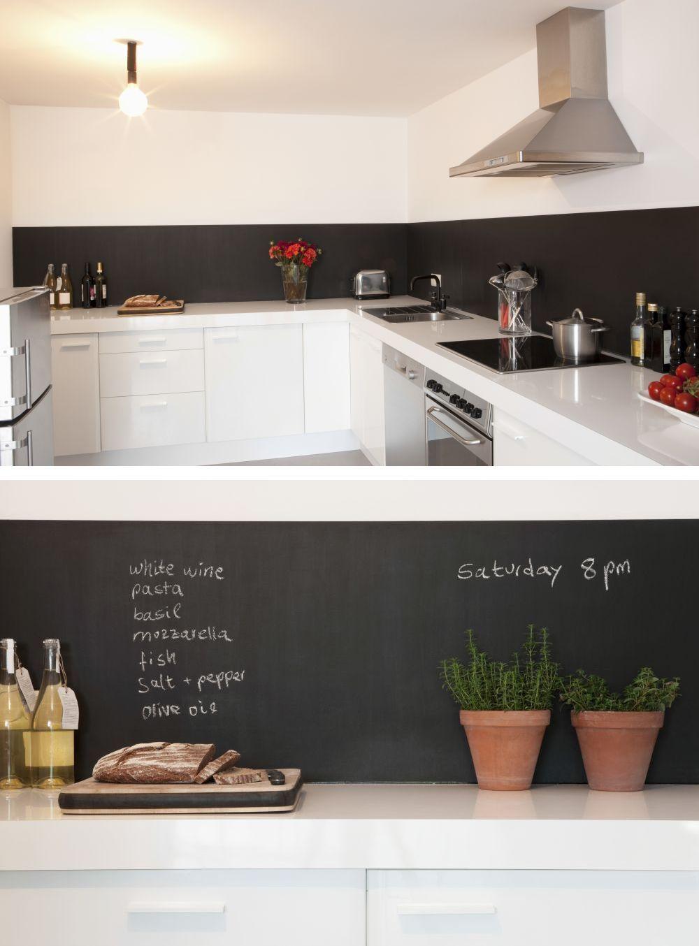 Czy Farba Sprawdzi Sie Na Scianie Nad Blatem Kuchennym Interior Home Decor Decor