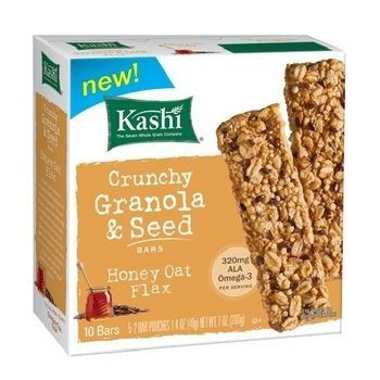 Kashi Crunch Honey Oat Flax (12x7Oz)