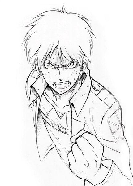 Shingeki No Kyojin Ataka Titanov Attack On Titan Attack On Titan Anime Attack On Titan Eren Attack On Titan Art